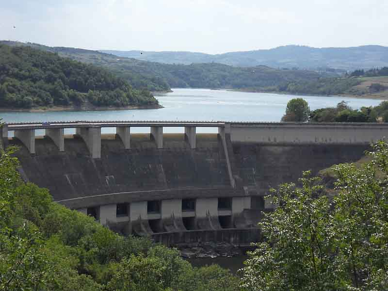 Barrage de Villerest